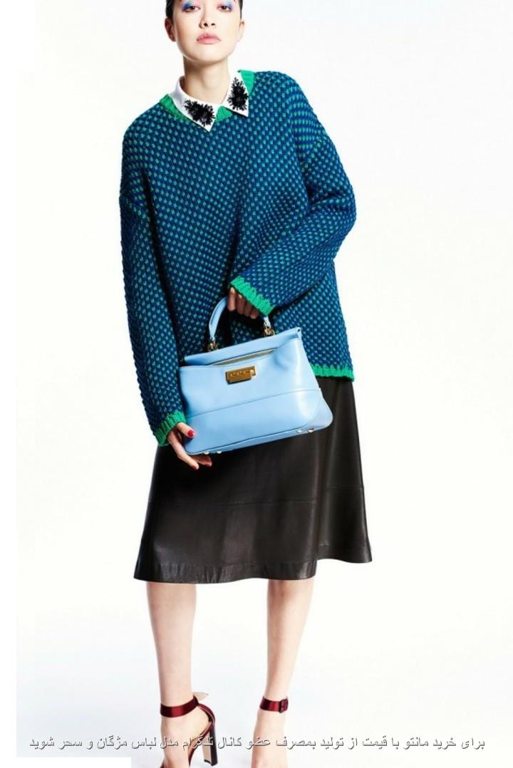 مدل های شیک لباس زمستانی زنانه جدید