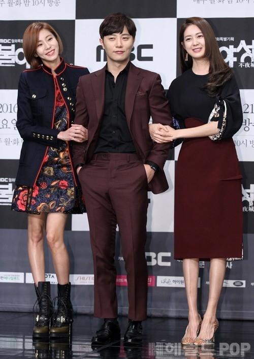 دانلود سریال کره ای نور شب 2016 Night Light