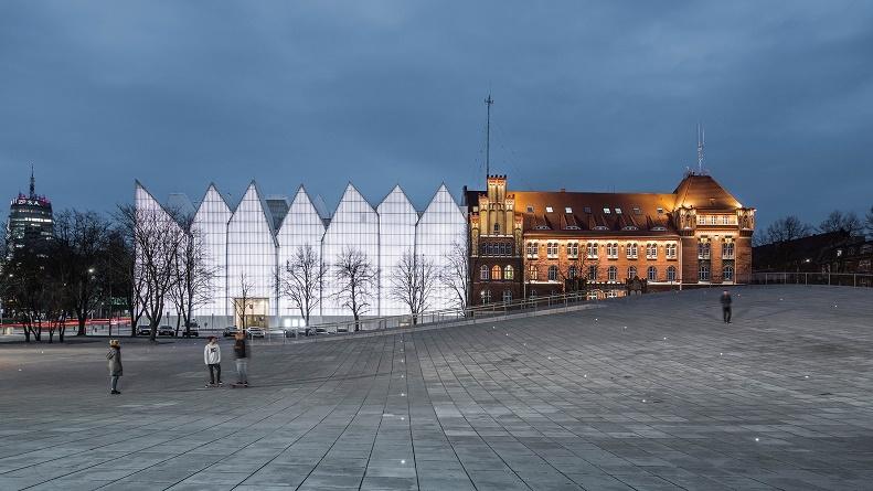 جشنواره جهانی معماری 2016 WAF برلین