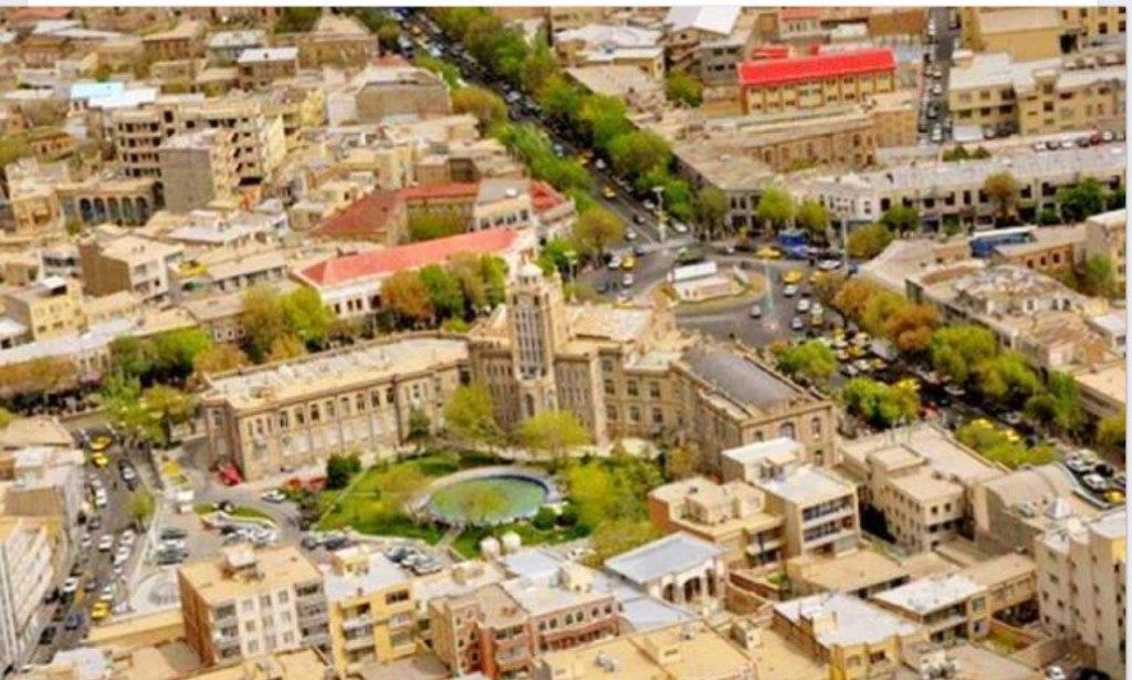 توسعه میدان حکومتی تبریز