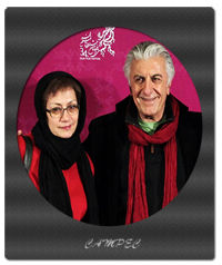 عکسها و زندگینامه رضا کیانیان با همسرش هایده قراچه داغی