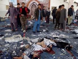 بیانیه شورای علمای شیعه افغانستان در پیوند با حادثه خونین مسجد باقر العلوم(ع).