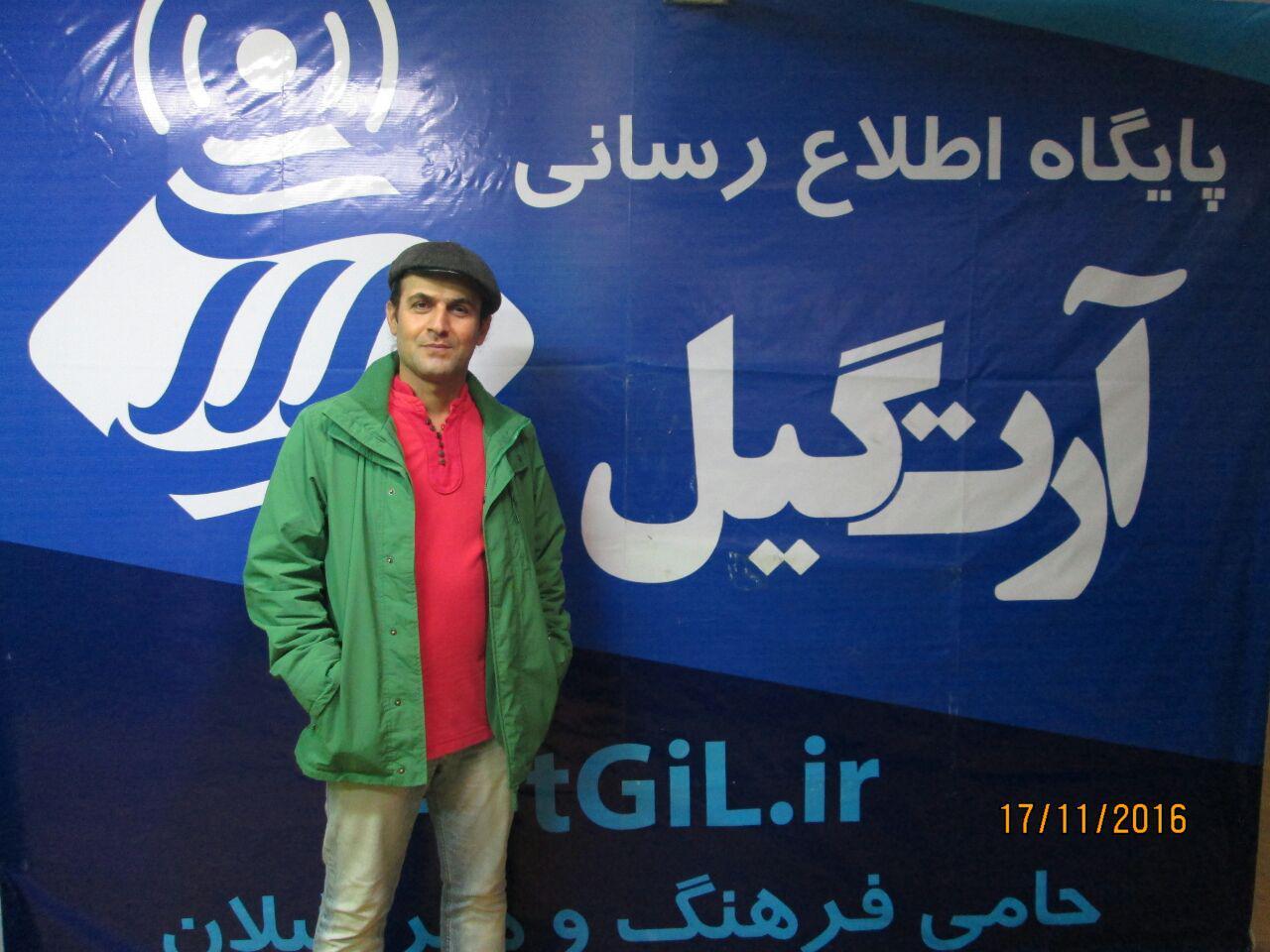 محمد رسائلی به آرت گیل : امیدوارم درتماشاگر این نیاز ایجاد شود که بخشی از تفریحاتش، دیدن تئاتر باشد.