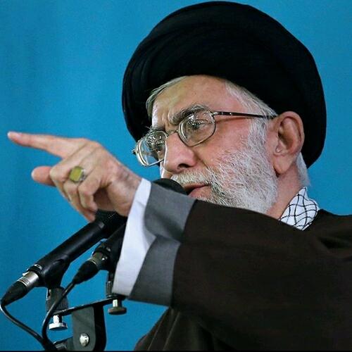 باد ولایت  : رهبر انقلاب: تمديد تحريم ده ساله ايران قطعا نقض برجام است/ حتما واکنش نشان مي دهيم