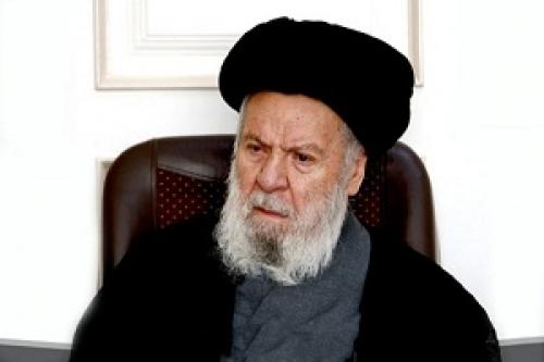 درگذشت آیتالله موسوی اردبیلی | تشییع موسوی اردبیلی | زندگینامه و عکس