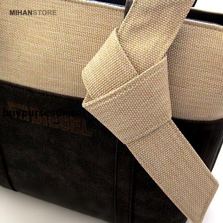 خرید کیف زنانه دیزل مدل فنسی