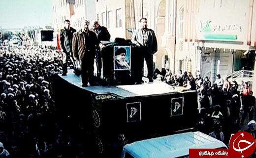 عکسهای تشیع جنازه آیت الله موسوی اردبیلی در قم | جزئیات مراسم خاکسپاری