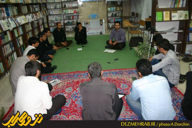 دیدار عوامل جشنواره مردمی فیلم عمار با اکران کنندگان مردمی شهر دزفول