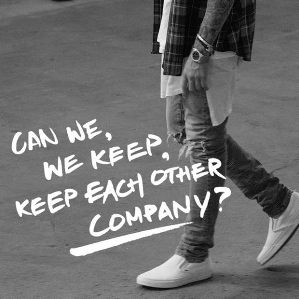 jusin beiber - company