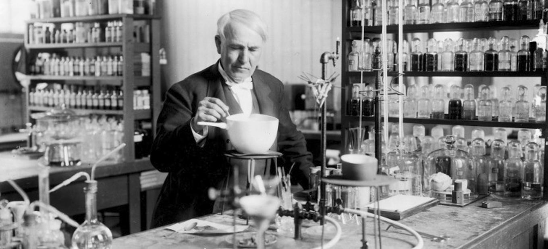 زندگینامه کامل توماس ادیسون