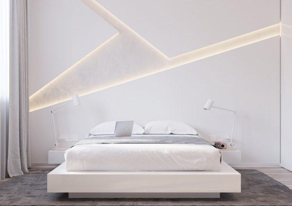 عکس اتاق خواب شیک و ساده4