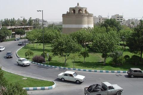 کارکرد برج کبوتر اصفهان