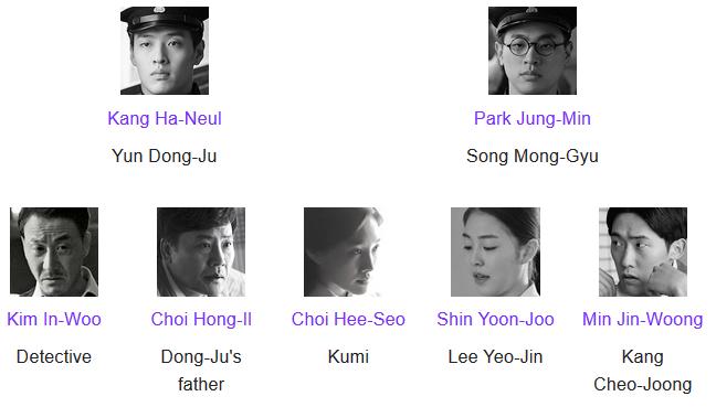 دانلود فیلم کره ای دونگجو: تصویری از یک شاعر DongJu The Portrait of A Poet 2016