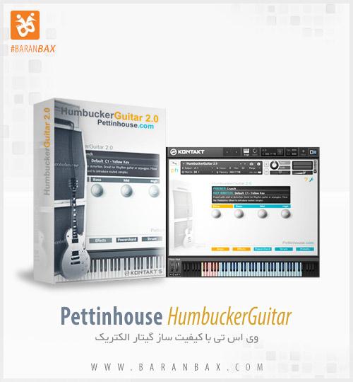 دانلود وی اس تی گیتار الکتریک Pettinhouse HumbuckerGuitar