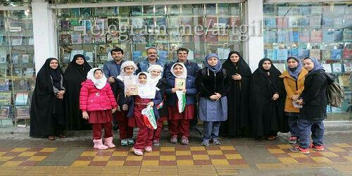 برگزاری جشن تولد جام باشگاههای کتابخوانی کودک و نوجوان در رشت