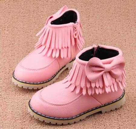 مدل کفش شیک کودکانه سری 6