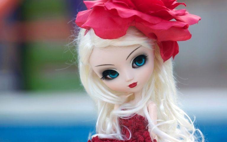 مدل عروسک کارتونی دخترانه سری 2