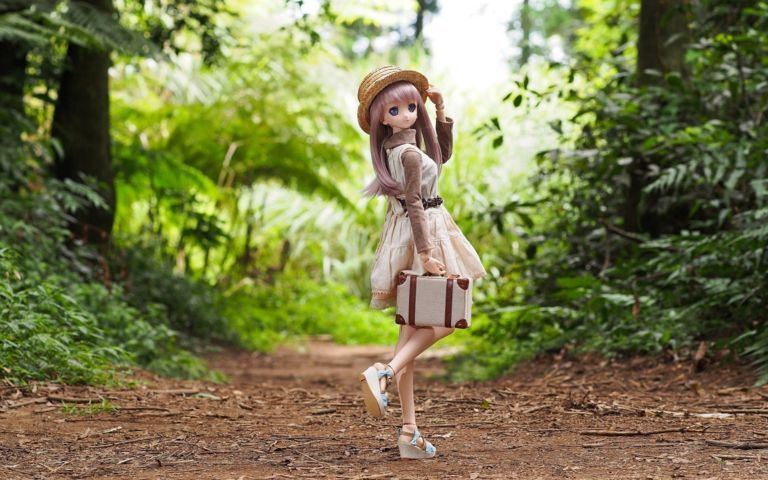 مدل عروسک کارتونی دخترانه سری 5
