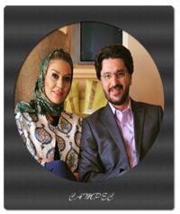 عکسها و بیوگرافی امیر حسین مدرس با ازدواج و همسران