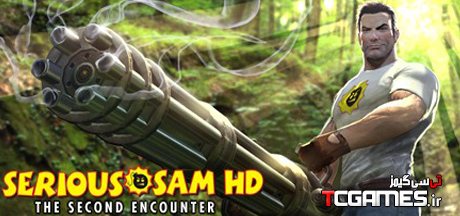 کرک سالم بازی Serious Sam The Second Encounter