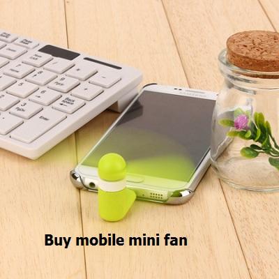 خرید اینترنتی مینی پنکه همراه با قیمت 15 هزار تومان در فروشگاه گن لاغری مردان
