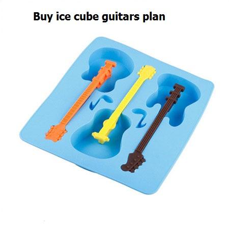سایت رسمی خرید قالب یخ طرح گیتار و گیره کوچک کننده بینی نوز آپ :