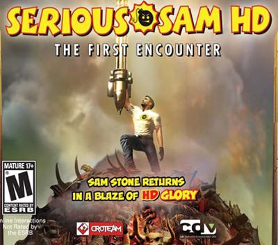 دانلود ترینر سالم بازی Serious Sam HD The First Encounter