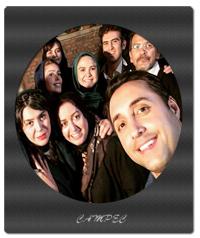 عکسهای پشت صحنه بازیگران و داستان سریال لیسانسه ها