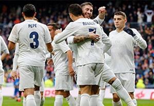 نتیجه بازی رئال مادرید و کولتورال لئونسا 10 آذر 95 فیلم گلها و خلاصه