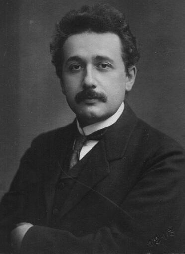 آلبرت انیشتن - Albert Einstein