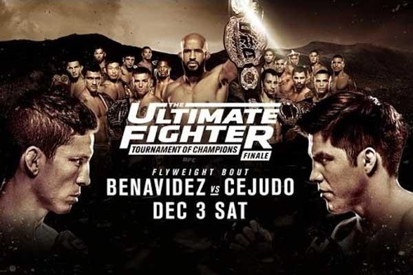 دانلود فینال التیمیت فایتر 24  | The Ultimate Fighter 24:Tournament of Champions