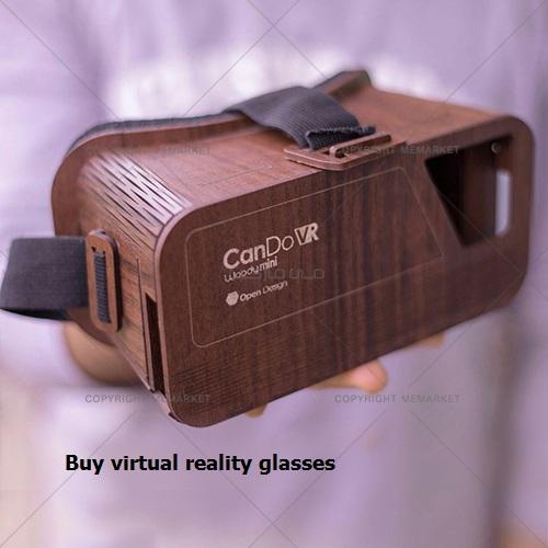 ویژگی های اصلی عینک واقعیت مجازی عرضه شده در سایت فروشگاهی کوچک کننده بینی :