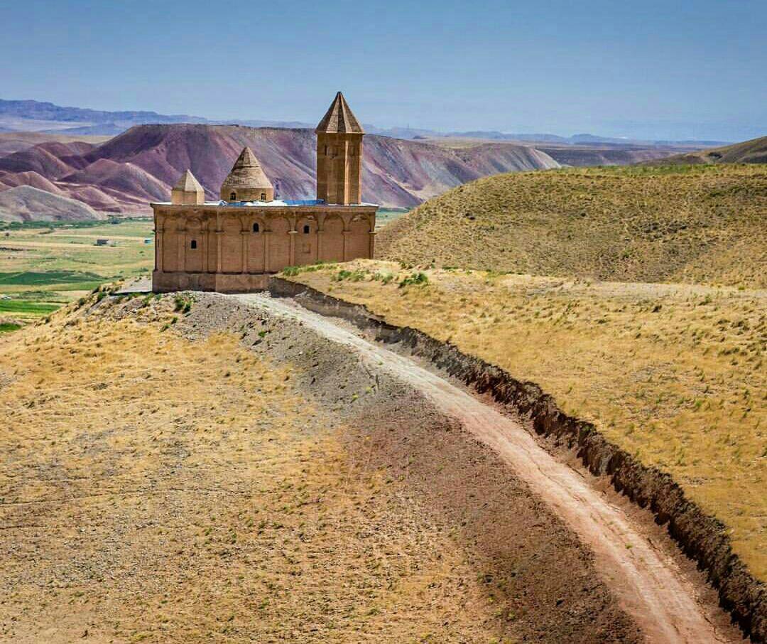 کلیسا تاریخی آذربایجان