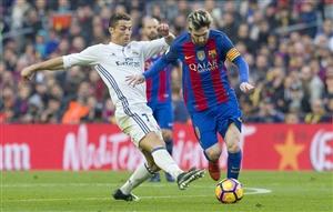 دانلود فیلم گلهای سوارز و راموس در ال کلاسیکو بازی رئال مادرید و بارسلونا 13 آذر 95