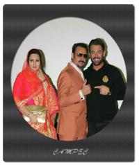 عکسهای هنرمندان ایران و هند در مراسم اکران خصوصی فیلم سلام بمبئی