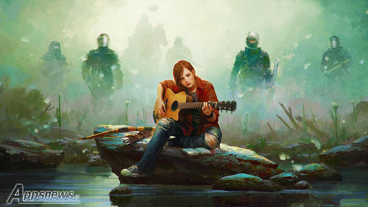ناتی داگ از بازی The Last of Us 2 رونمایی کرد + تریلر