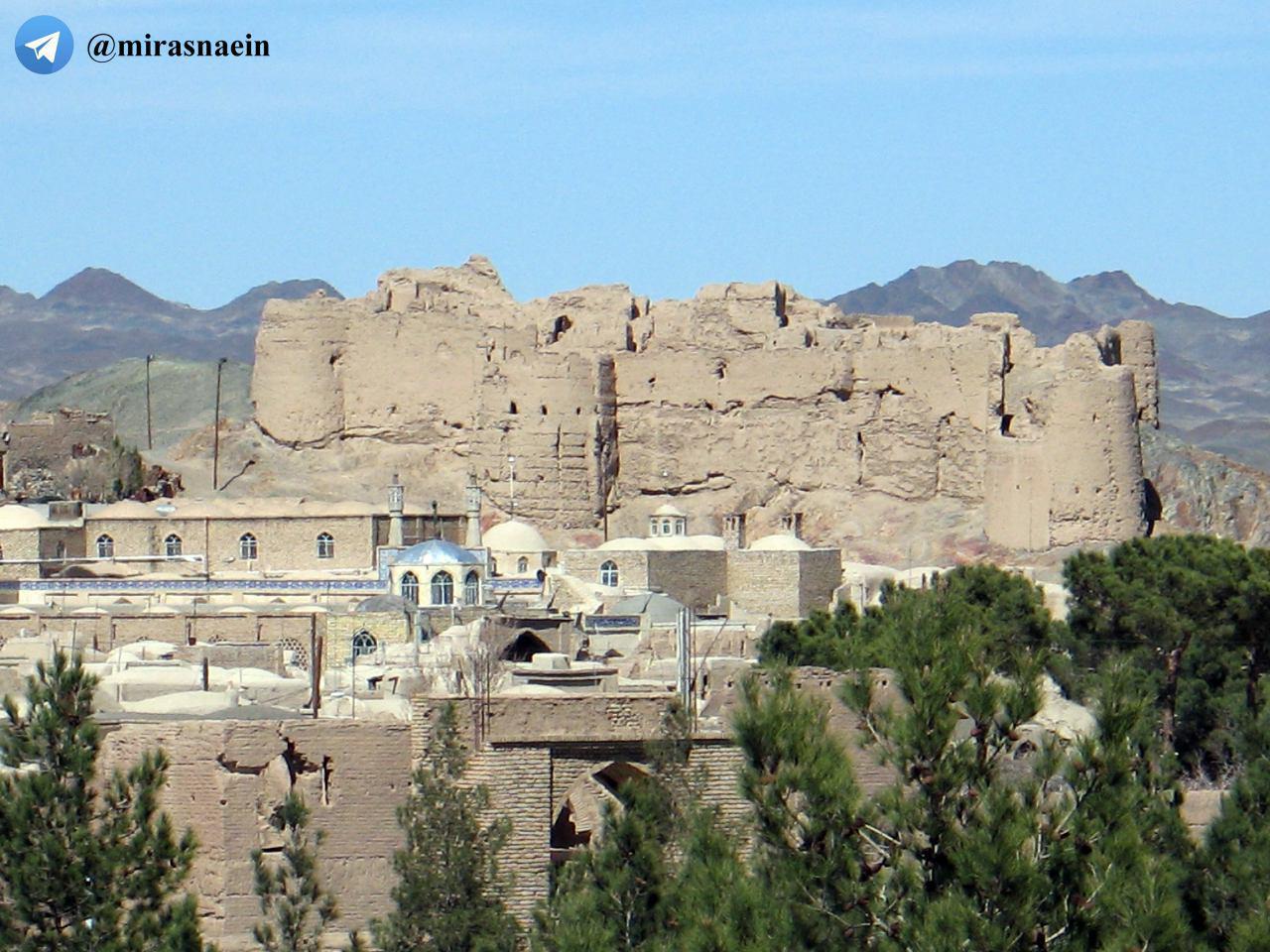 قلعه تاریخی محمدیه