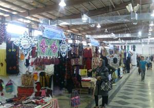 هفتمین نمایشگاه سراسری صنایع دستی در زاهدان