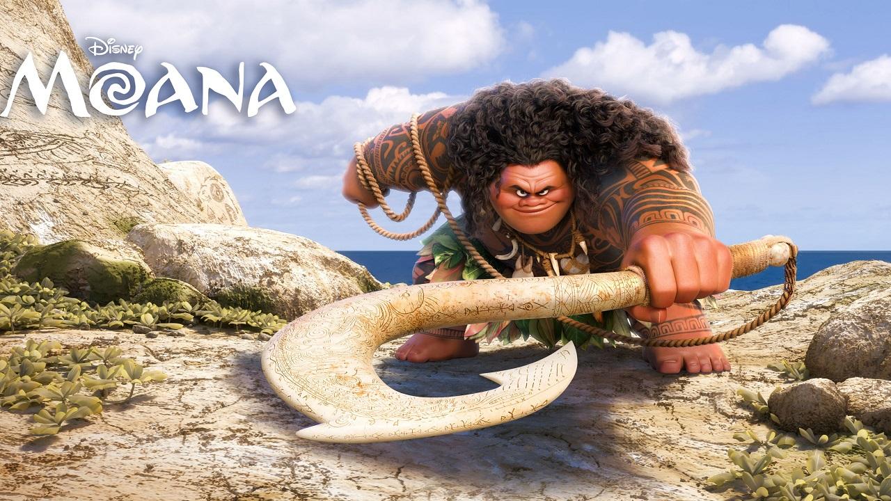 «موانا» با صداپیشگی دواین جانسون در صدر فروش سینمای هالیوود