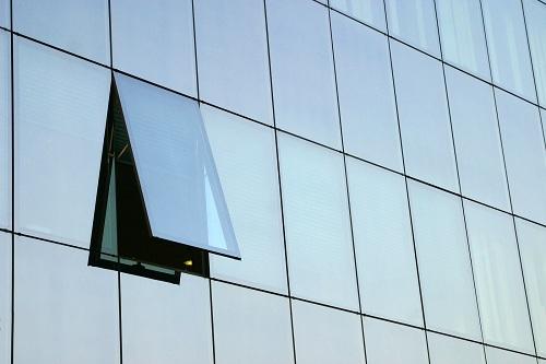 کرتین وال-نمای شیشه ای کرتین وال-شرکت سکو ایران