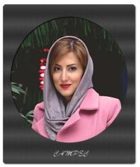 عکسهای سمیرا حسینی در اکران خصوصی فیلم لاک قرمز