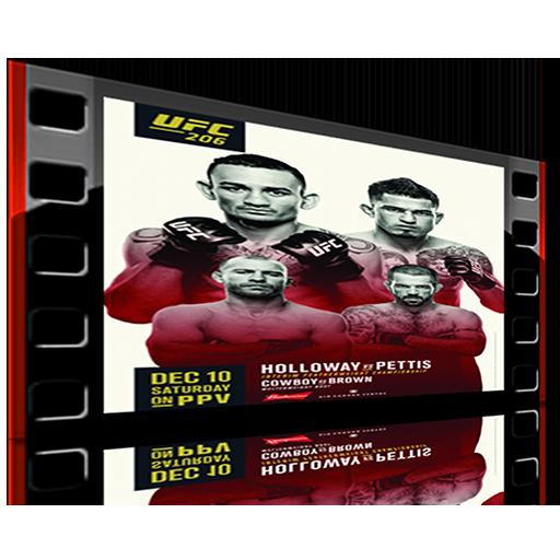 دانلود یو اف سی 206 |  UFC 206: Holloway vs. Pettis