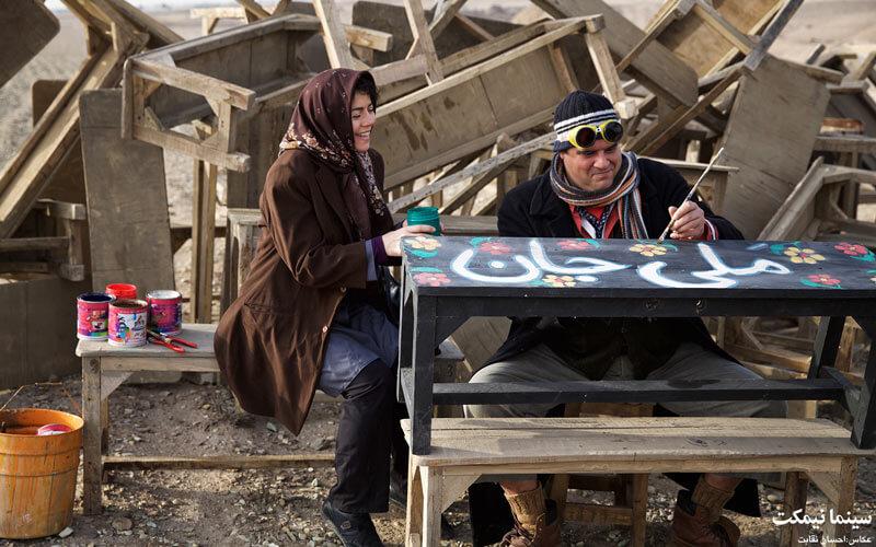دانلود فیلم جدید سینما نیمکت | علی عمرانی و مهتاب نصیرپور | کیفیت عالی