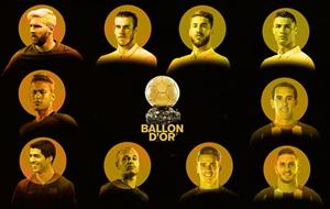 ساعت برگزاری مراسم توپ طلا 22 آذر 95+پخش زنده و فیلم