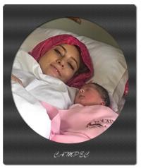 عکس یکتا ناصر با دخترش سوفیا