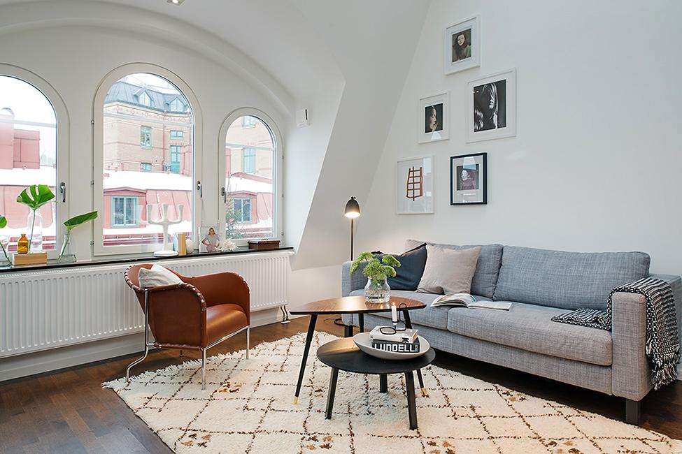 طراحی آپارتمان کوچک4
