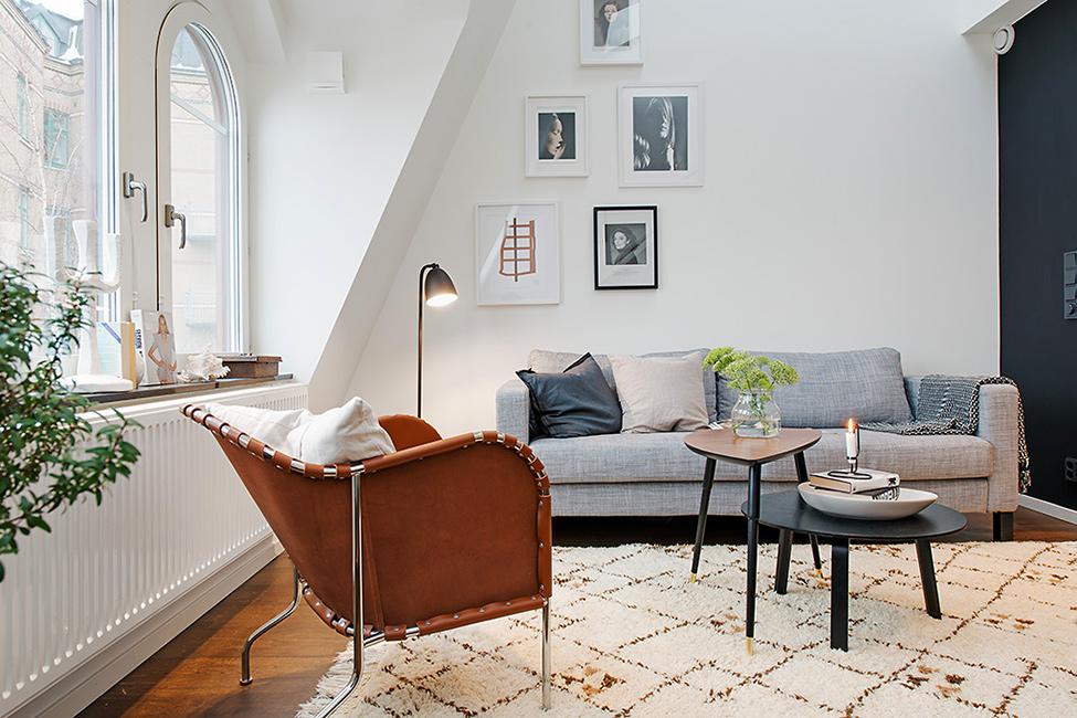 طراحی آپارتمان کوچک5