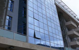 نمای فریم لس-فریم لس-نمای شیشه ای فریم لس-