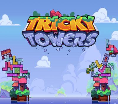 دانلود کرک سالم بازی Tricky Towers