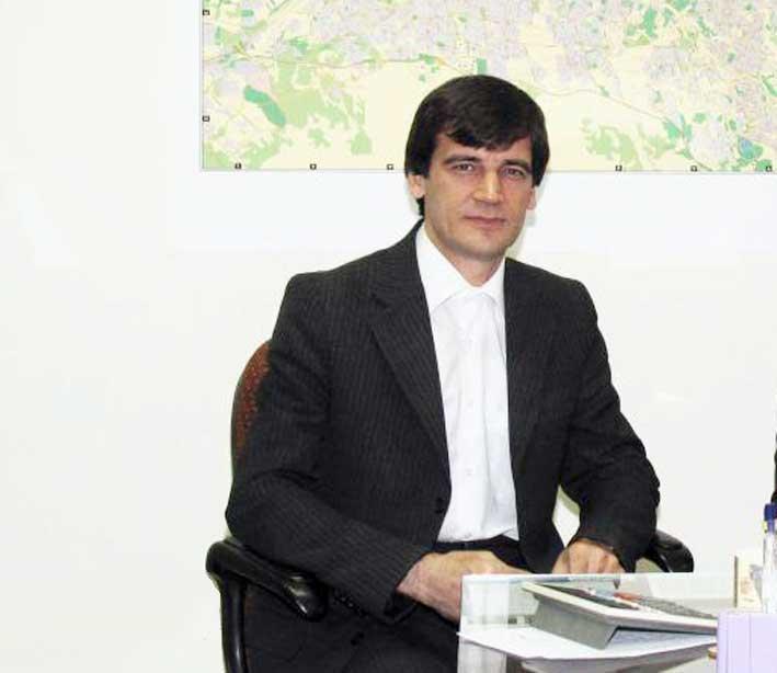 دکتر جواد رنجبری قاضی جهانی (دانش آموخته دکترای مدیریت کسب و کار DBA)
